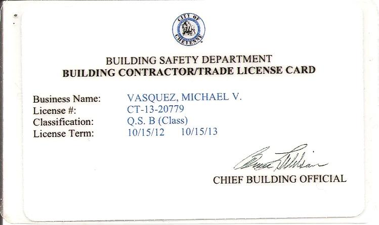 Colorado Roofing Contractors Licenses Free Programs